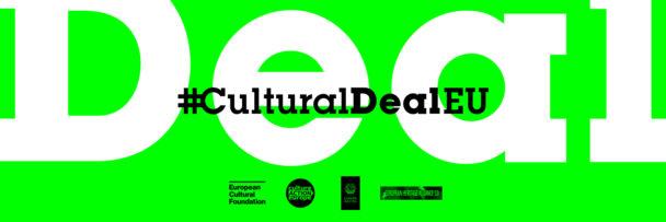 #CulturalDealEU